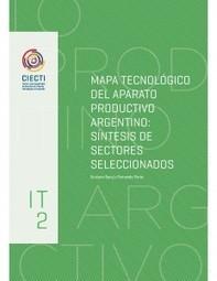 IT2: Mapa tecnológico del aparato productivo argentino | Innovacion social y tecnologica | Scoop.it