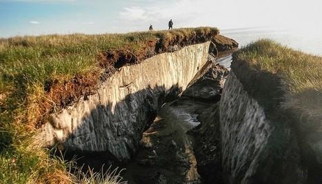 Réchauffement climatique et dégel du permafrost : la plus grave menace de l'humanité | # Uzac chien  indigné | Scoop.it