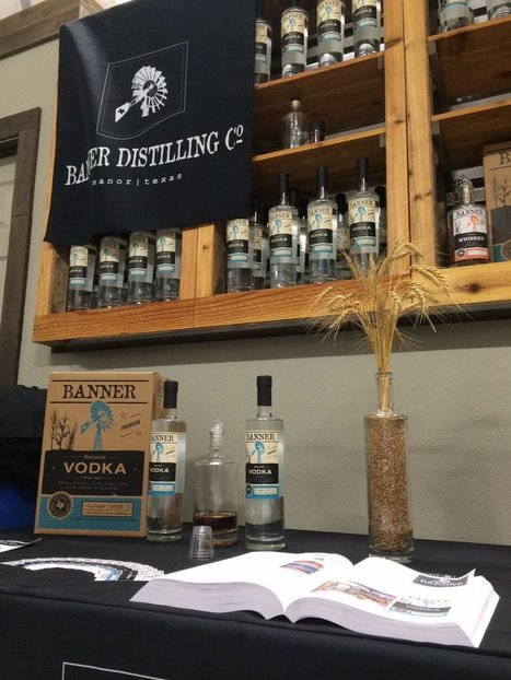 Liquid: Banner Distilling releases organic vodka, plans wheat whiskey - Austin 360 | Alcohol Beverage Business | Scoop.it