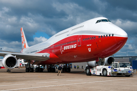 Will Boeing 747 Fly Steady In The Face Of Current Headwinds? | Technology Enhanced Learning in Aviation | Scoop.it