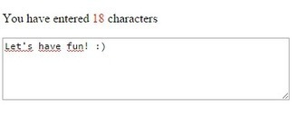 AngularJS-101: Counting Characters and Set Maximum Length in TextArea - CodeProject   Nova Tech Consulting S.r.l.   Scoop.it