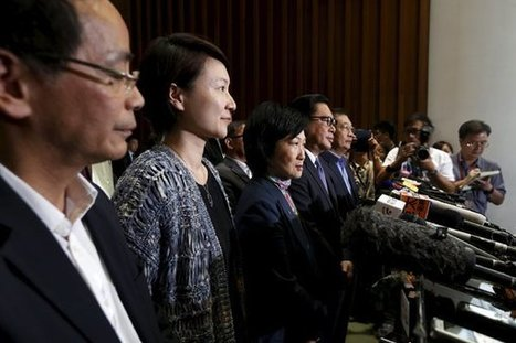 "Hong Kong Legislature Rejects Beijing-Backed Election Plan | ""Must Read"": China 