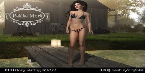 Old Glory Bikini Group Gift by Petite Mort | Teleport Hub - Second Life Freebies | Second Life Freebies | Scoop.it