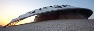 Uno stadio nel deserto: Arup sfida il caldo e costruisce sostenibile | The Architecture of the City | Scoop.it