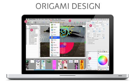 Origami Design: Progetta Come Katachi Magazine | Creare Riviste Digitali Per iPad: Ultime Novità | Scoop.it