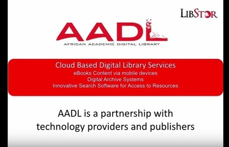 LibStor launches African Academic Digital Library (AADL) and Digital Library ... - This is Sierra Leone | Digital Collaboration and the 21st C. | Scoop.it
