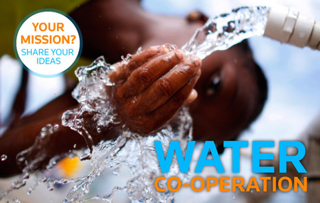 achieving greater co-operation in the use of water - AlertNet | Sustain Our Earth | Scoop.it