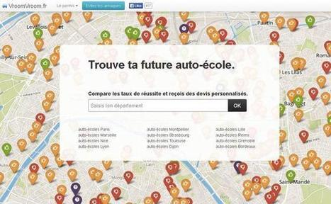Comment l'open data bouleverse nos habitudes - 20minutes.fr | Les ateliers qui réveillent votre business | Scoop.it