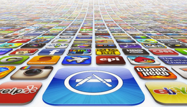 Fun App Store facts from Distimo's 2013 Year in Review | iPads in Education | Scoop.it