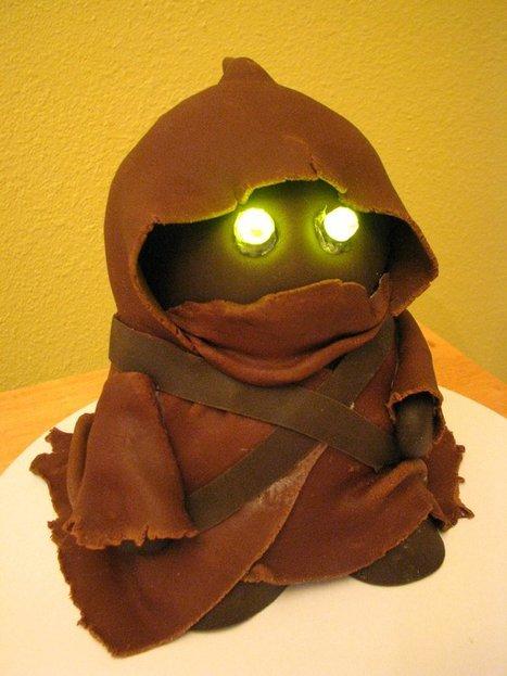 Jawa Birthday Cake: Fresh-Baked from Tatooine | All Geeks | Scoop.it