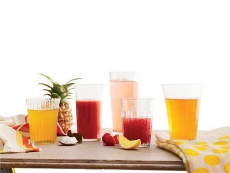 20 Healthy Drink Options - Prevention.com | CHARGE Your Nutrition! | Scoop.it