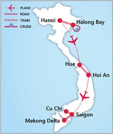 Tour to Vietnam   Teach French   Scoop.it