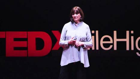 What to expect from libraries in the 21st century: Pam Sandlian Smith at TEDxMileHigh   Library learning centre builds lifelong learners.   Scoop.it