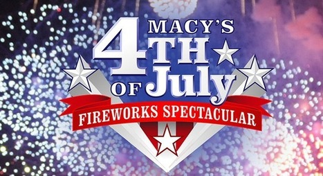 Live HD streaming of Macy's 4th of July Fireworks from NY promises to be a spectacular show | Technology | Scoop.it