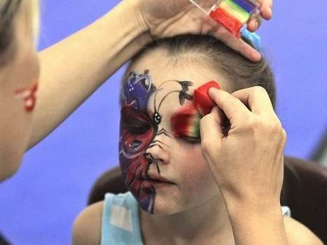 Some Useful Suggestions for Face Painting | Tattoo | Scoop.it