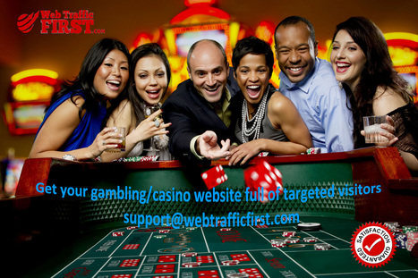 All the casino or gambling website owners should try this. | Web Traffic First | Scoop.it