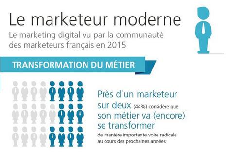 Data, Digital, CRM : Quels enjeux pour les marketeurs français en 2015 ? | Comarketing-News | Marketing | Scoop.it