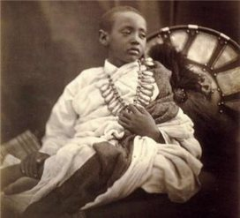 The Ethiopian Prince and the English Savage | Our Black History | Scoop.it