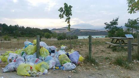 La masiva afluencia de bañistas al embalse de Alloz preocupa a Guesálaz | Ordenación del Territorio | Scoop.it