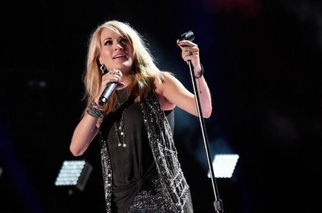Carrie Underwood Back for Another Year of 'Sunday Night Football' | Country Music Today | Scoop.it