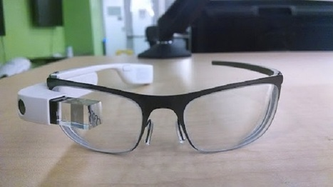 Prescription lenses for Google Glass are coming, starting at $99 - Geek | Makerspace and library | Scoop.it