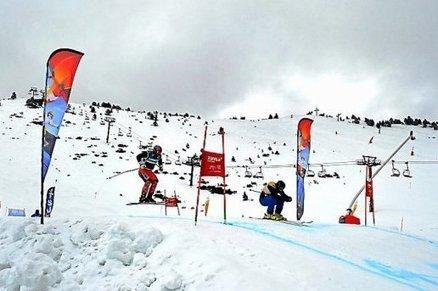 Les moniteurs se testent au challenge pyrénéen - L'indépendant.fr | monitrices de ski et moniteurs | Scoop.it