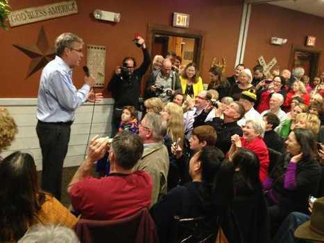 "Jeb!'s flameout at a not-OK pizza ranch corral: ""(Net Neutrality)...is...the craziest idea...ever"" 