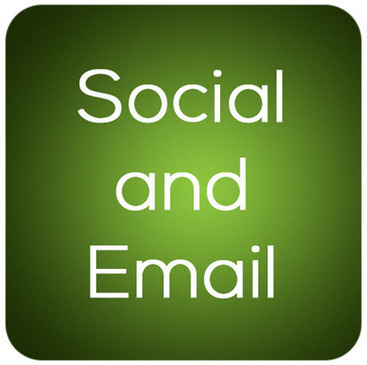 How to Integrate Social Media and Email Marketing | Visual Content Strategy | Scoop.it