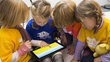 Los dispositivos móviles reemplazan a la TV en las preferencias de los niños - Diseño WEB Mobile - WEB Movil | Sociedad | Scoop.it