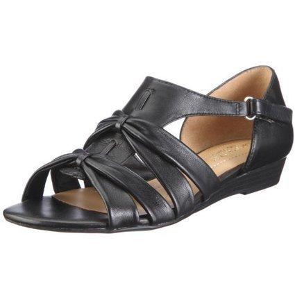 –>   Naturalizer JOSLIN 221685-30734001, Damen, Sandalen/Fashion-Sandalen, Schwarz (Black), EU 41 (UK 7) | sandalen damen günstig | Scoop.it