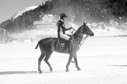 Vogue: Polo World Cup, Saint-Moritz | Cheval et sport | Scoop.it