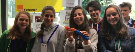 Fablab solidaires à Grenoble: une saison 2 intense et des projets innovants | Tiers lieux | Scoop.it