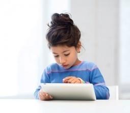 Tablets Reign as Digital Platform for Children | Digital Book World | E-Publishing for the Digital Generation | Scoop.it