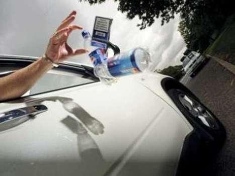 Bresciani alla guida: il 27% getta rifiuti dal finestrino - BresciaToday | Assicurazioni online | Scoop.it