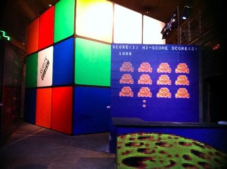 Invader 1000, l'expo du moment à La Générale - PARIS | Regards contemporains | Scoop.it