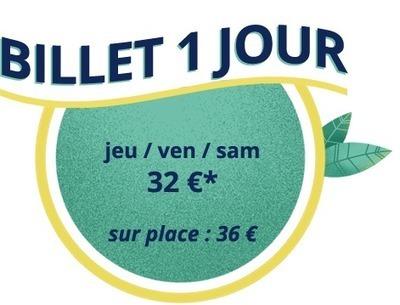 Billets - Eco-festival Cabaret Vert - 21, 22, 23 et 24 août 2014 - Charleville-Mézières | Arthur Rimbaud et Charleville Mézieres | Scoop.it