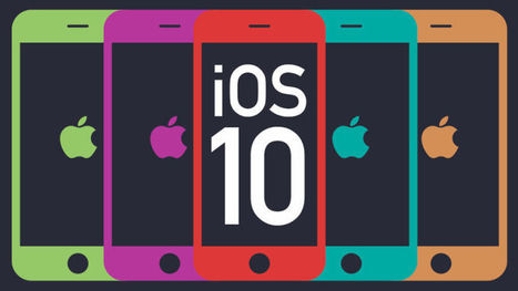 iOS 10: Everything You Need to Know | TCA Wireless Blog | Technology | Scoop.it