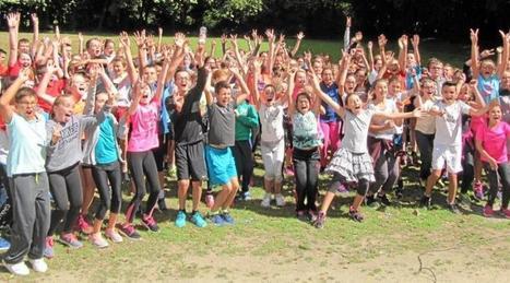 Une belle journée d'intégration au collège Saint-Joseph | e-revue de presse | Scoop.it