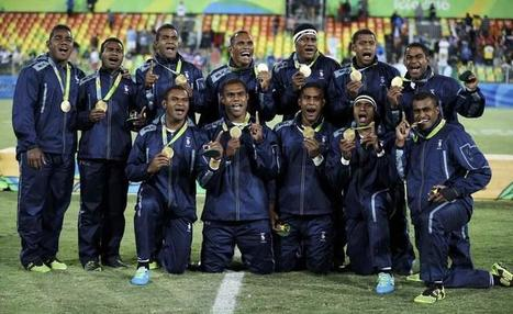 Fiji PM announces public holiday after first Games medal | enjoy yourself | Scoop.it
