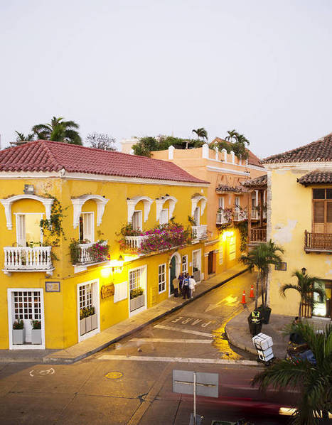 Dreaming of Cartagena: A Guide to the New Hot Caribbean Destination | eTourism Topics | Scoop.it