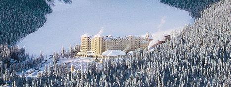 Lake Louise Hotels | Luxury Lake Louise Resort Hotel at Fairmont | Alberta Trip | Scoop.it