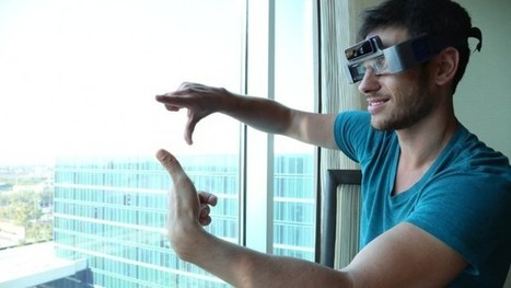 Behind Meta Smart Glasses: The Australian Who Wants To Topple Google Glass   Innovation   Scoop.it