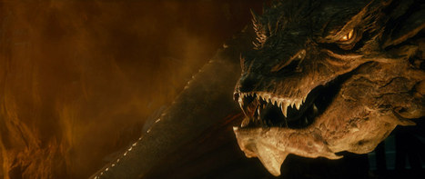 Benedict Cumberbatch Performs Smaug In New 'The Hobbit' Making-Of Video - Flicks and bits | 'The Hobbit' Film | Scoop.it