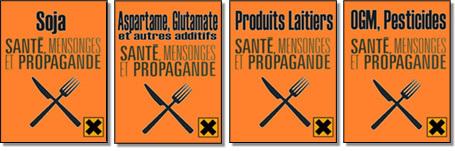 Alimentation ● Ce qu'on vous cache #CQVC ● Danger! | MENU Santé Danger ! #CQVC | Scoop.it
