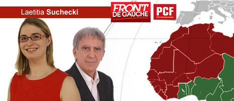 Laetitia Suchecki, Candidate du Front de Gauche dans la 9ème circonscription des Franaçsi établis hors de France » Je m'engage dans la 9ème circonscription des Français établis hors de France   Français à l'étranger : des élus, un ministère   Scoop.it