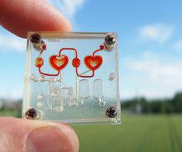 Pulsing fluidic heart micropump   Open Source Hardware News   Scoop.it