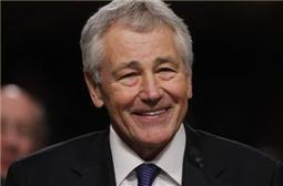 Chuck Hagel confirmed as US defence secretary | Middle East Business News | Scoop.it