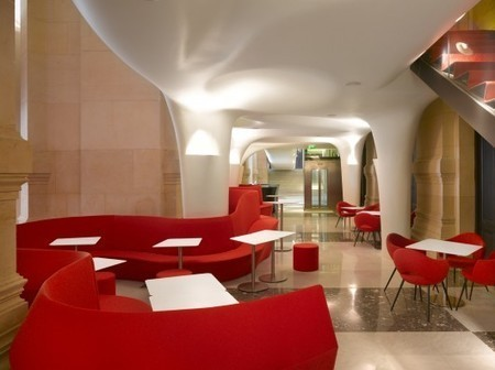 The Opera Garnier Restaurant / Studio Odile Decq | Architecture, design & algorithms | Scoop.it