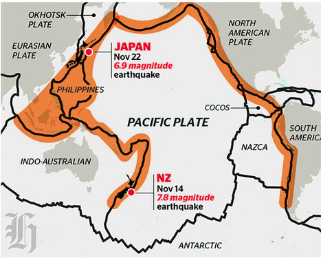 Ring of Fire: Countries constantly struck by volcanic eruptions and earthquakes | Trans Tasman Migration | Scoop.it