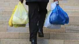 Plastic bag use plummets in England since 5p charge - BBC News | LibertyE Global Renaissance | Scoop.it
